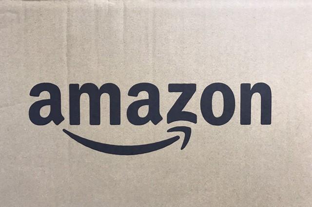 Amazonビジネスのダンボール箱