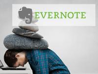 【Windows10】Evernote PC版が重い時はデータベース最適化で改善する