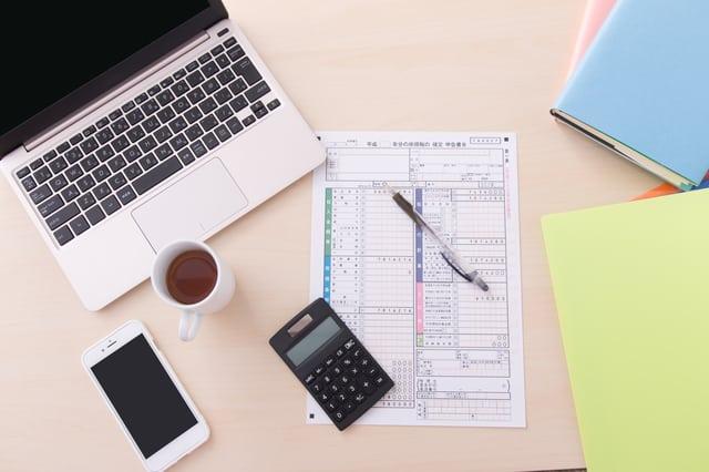 個人事業主でもできる5つの節税対策、税金を減らし手元資金を増やす方法