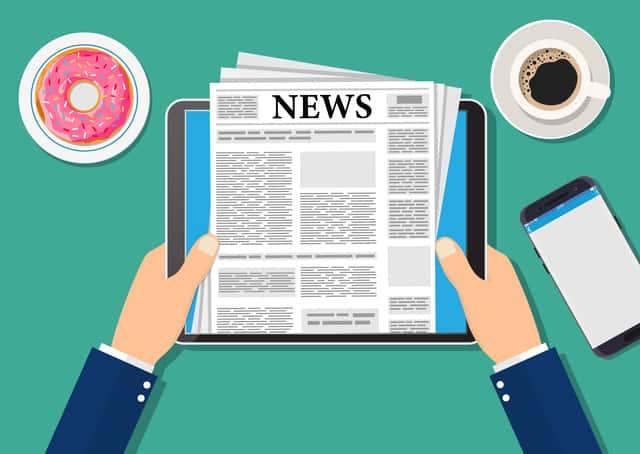 ニュース記事のスクラップ