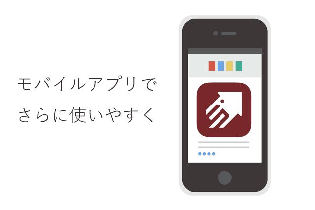 SKUIDのモバイルアプリ